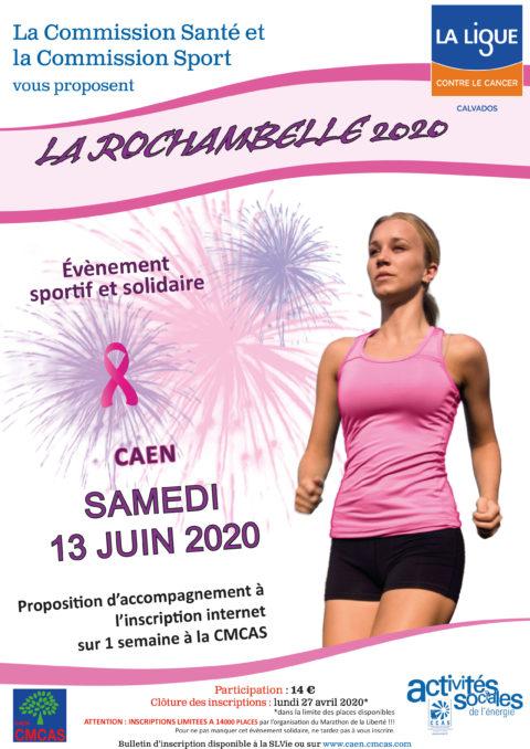 La Rochambelle 2020