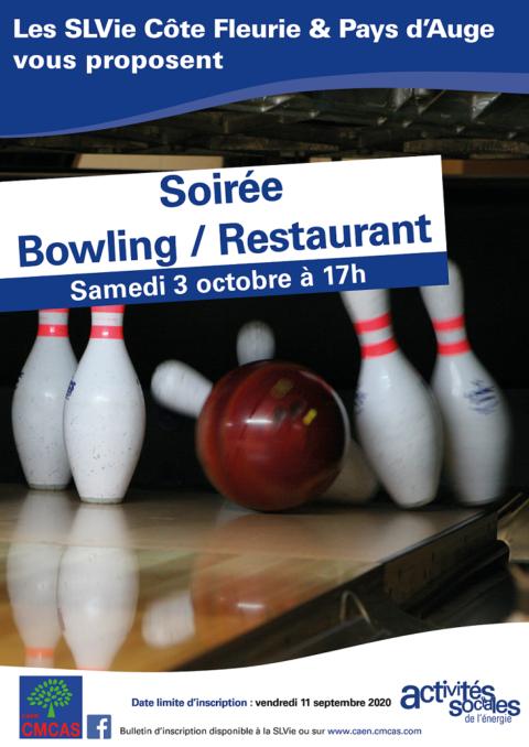 Soirée Bowling & Restaurant