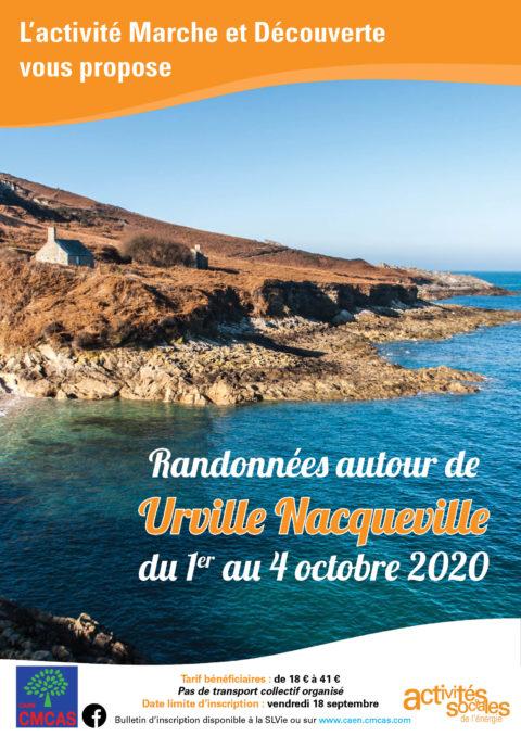 Randonnée à Urville Nacqueville