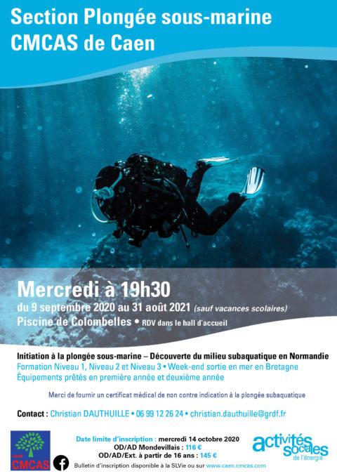 Initiation à la plongée sous-marine