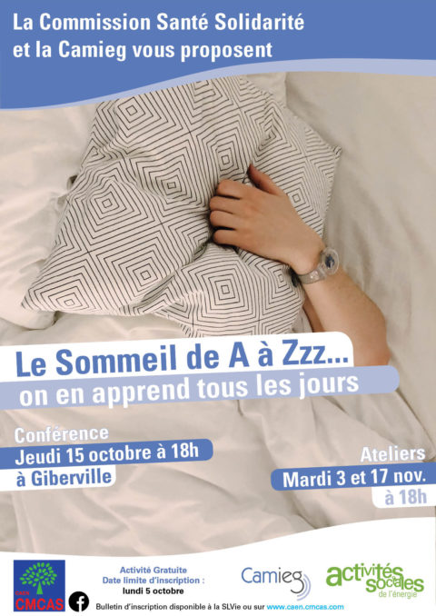 Le sommeil de A à Zzz