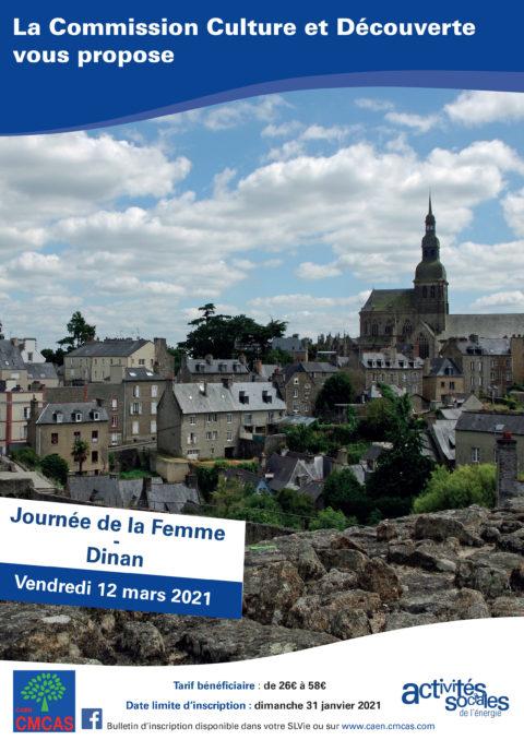 Journée internationale des Droits des Femmes à Dinan # Annulée