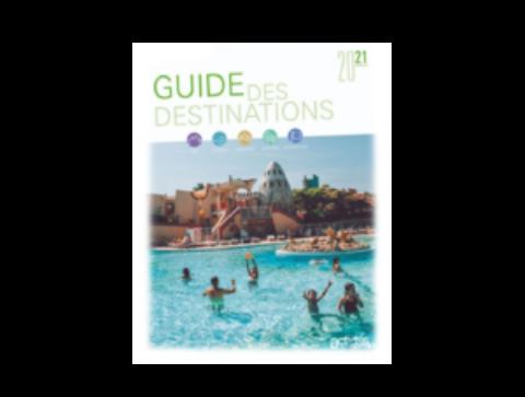 Retrouvez toutes les dates de distribution du guide des destinations 2021 dans vos SLVie